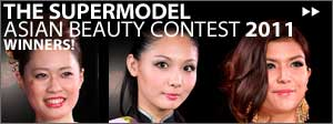 Asian Beauty Contest 2011 Winners!